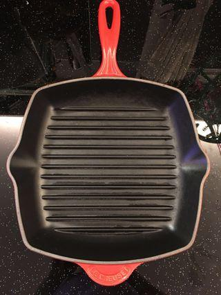 LE CREUSET專業級Grille Pan