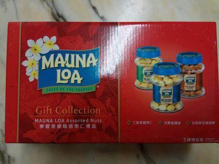 Mauna Loa夢露萊娜精選果仁禮盒
