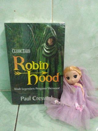 Novel Robin Hood Bahasa Indonesia