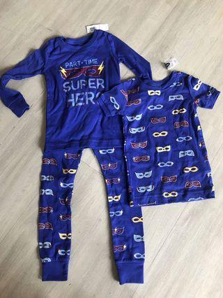 Carters pajama set