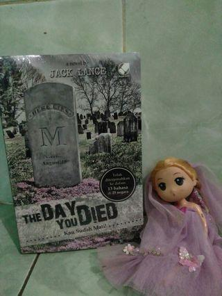 Novel The Day You Died Bahasa Indonesia
