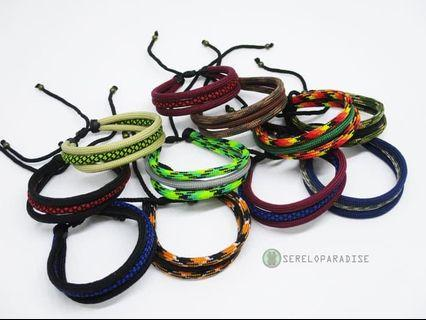Gelang paracod simple