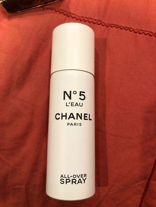 Chanel body spray
