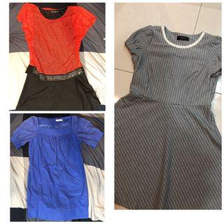 L-XL dresses- RM10 each