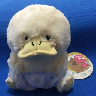 🚚 日本袋熊家族玩偶鴨嘴獸娃娃