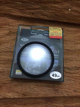 filter kenko 49 mm pro1d uv protector