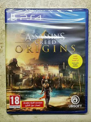 Assassin's Creed: Origins PS4 Games