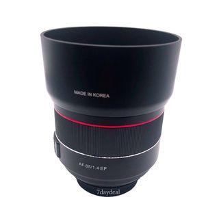 Samyang AF 85mm f1.4 Lens (Canon EF Mount)