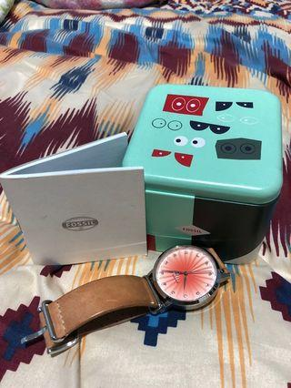 RE-PRICED Jam fossil authentic