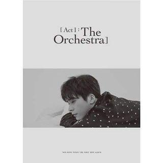 💕Son Dong Woon(Highlight)💕 [1st Mini Album-ACT 1:THE ORCHESTRA]