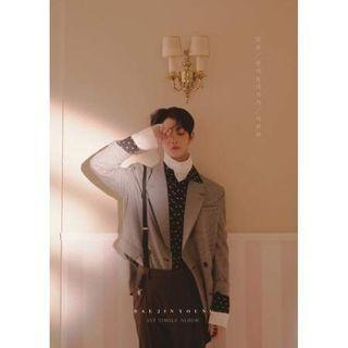 💕Bae Jin Young💕 [1st Single Album-끝을 받아들이기가 어려워]