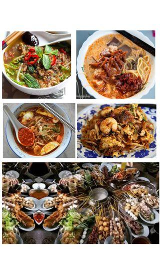 🚚 Penang Local delights Food Tour