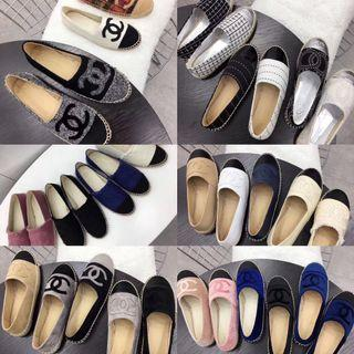 Chanel style 漁夫鞋 shoes