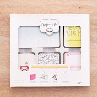 Project Life High Five Edition Core Kit