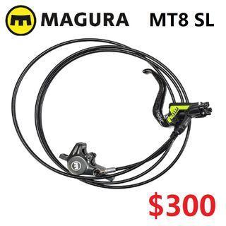 Magura MT8 SL HC 2019 Carbon Carbotecture Disc Brake One Side Only-------------(MT2 MT4 MT5 M5e MT6 MT7 MT8 MT 1893 MT Trail SPORT CARBON M9120 M8020 M8000 M7000 M315 Bike Master BikeMaster )