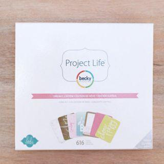 Project Life Dreamy Edition Core Kit