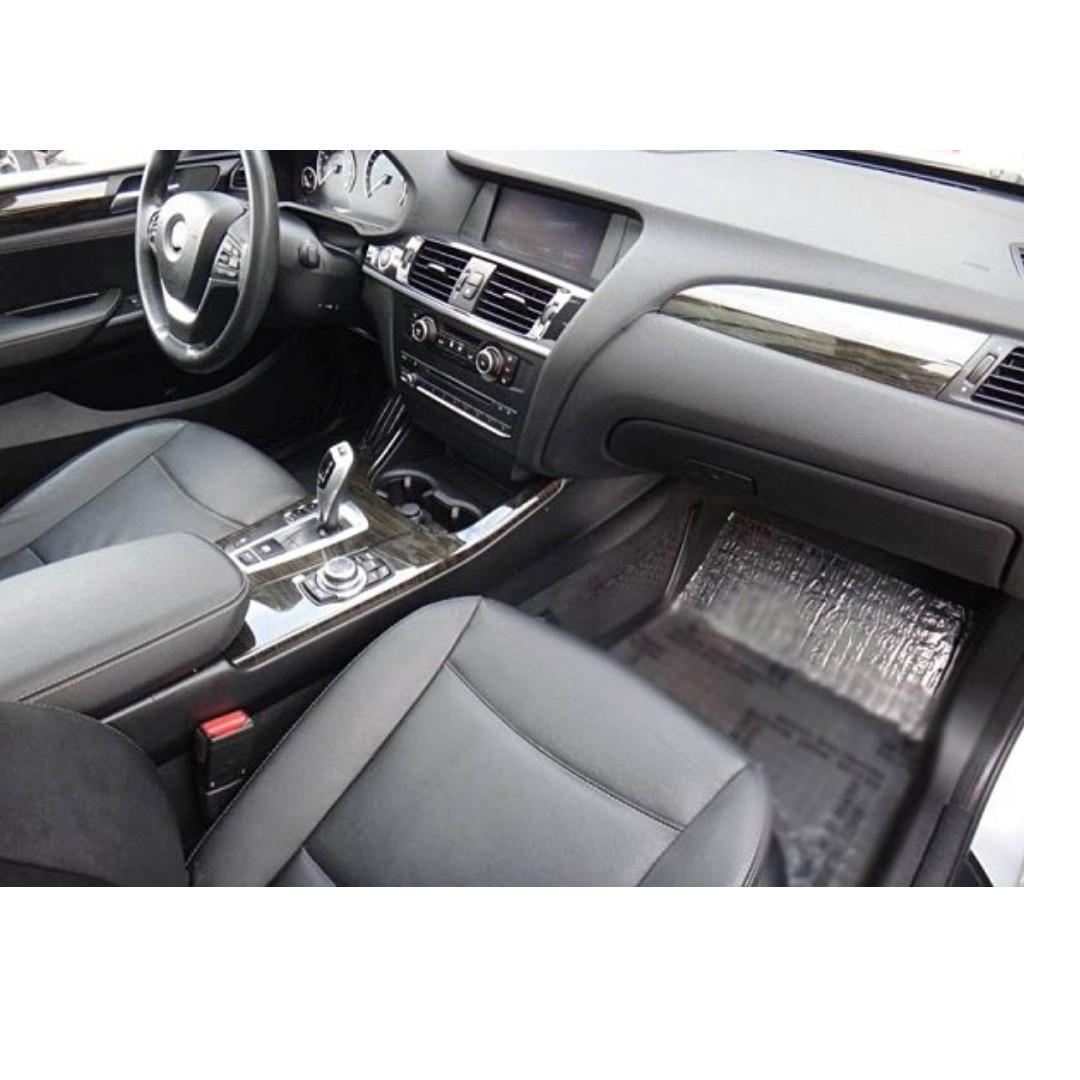 賣35萬跑五萬 good 2013年 X3 2.0L 頂級款總代理 空力套件 4WD 優質休旅