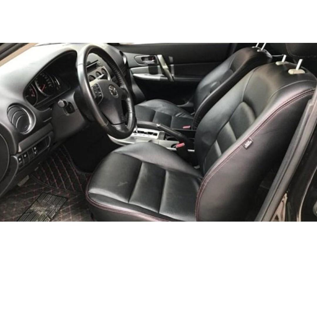 賣7萬4 跑八萬 2006年 Mazda 馬自達 6 多媒體大螢幕 黑內裝車況良好 GOOD