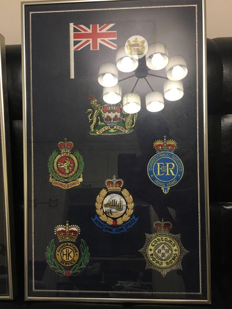 皇家香港警察記念章