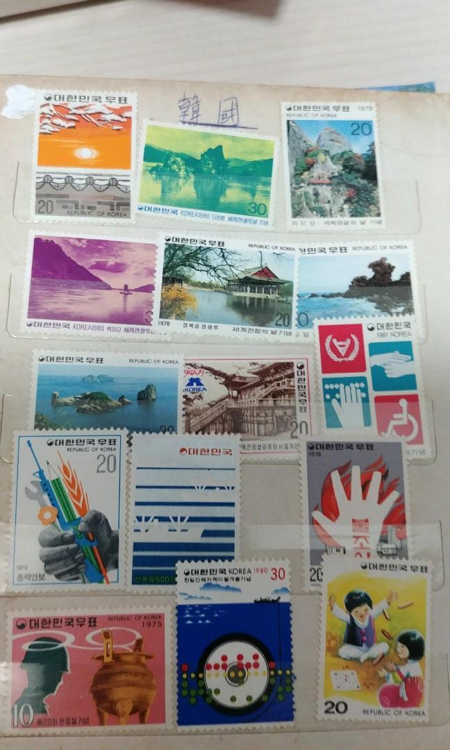 郵票(韓國)