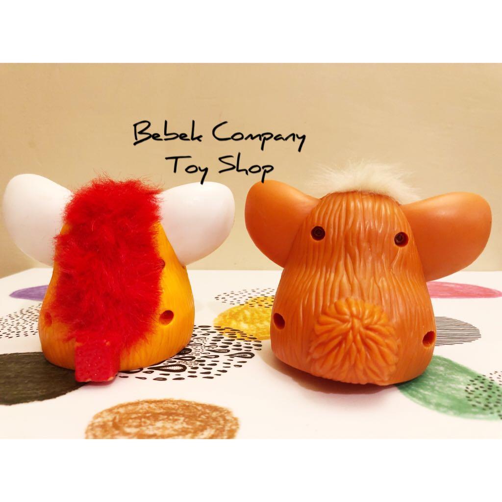 美國🇺🇸 1998年 McDonald's 麥當勞 老玩具 Furby 菲比 菲比小精靈 絕版玩具 古董 二手玩具