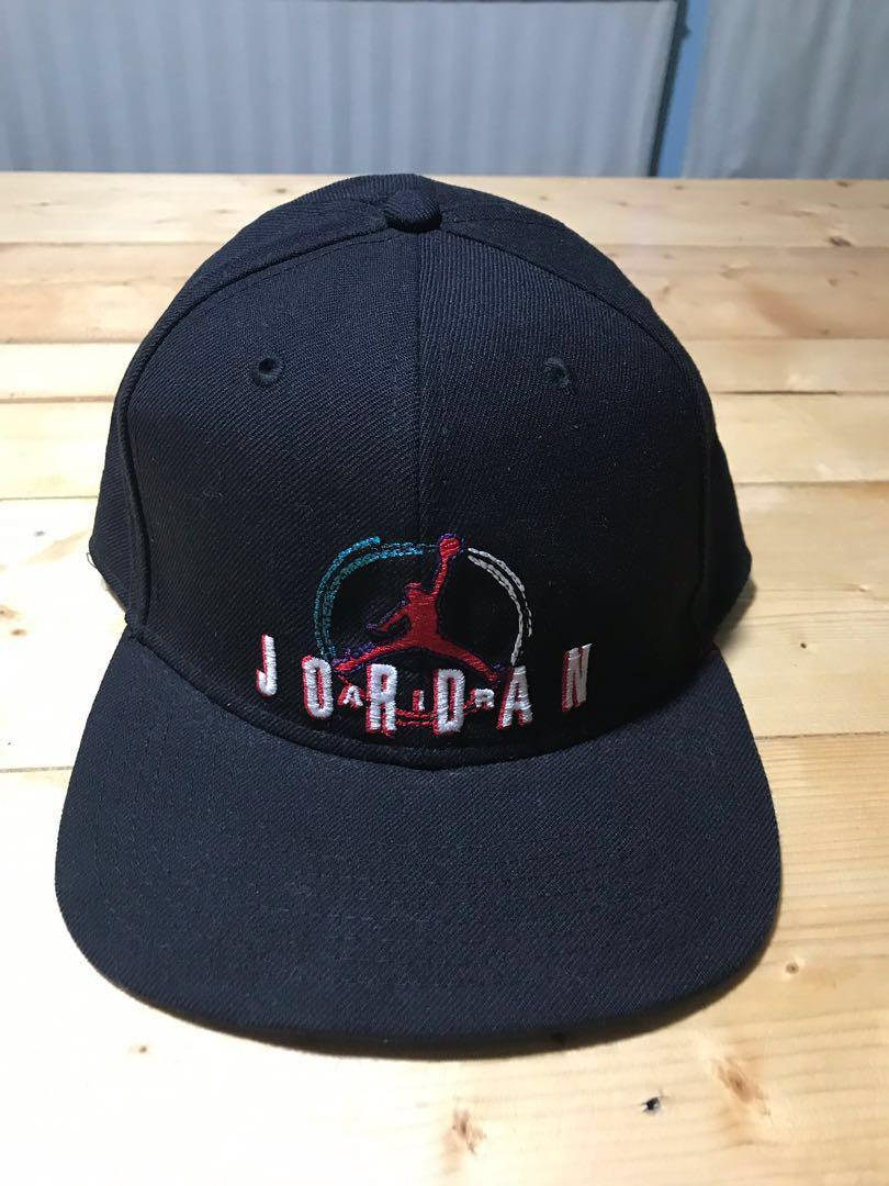 Air Jordan Snapback Cap on Carousell