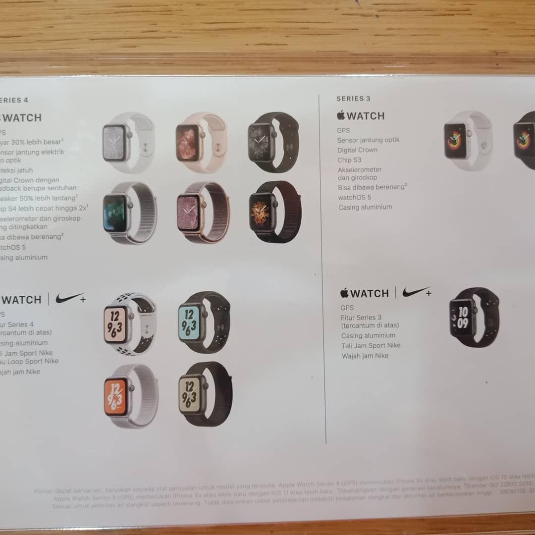 Apple Watch 40mm series 4 bisa cicilan