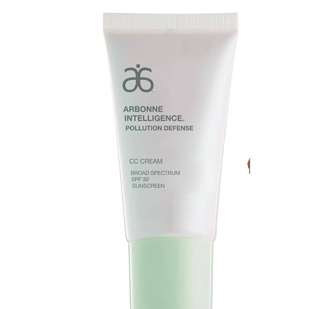 Arvbonne Pollution Defense CC Cream SPF 30 Moisturiser - Light