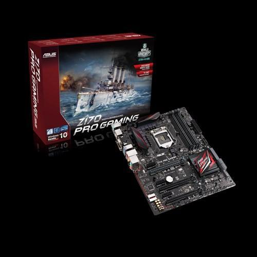 Asus Z170 Gaming Pro LGA1151