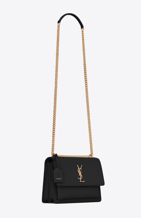 a2c57b2b6 Authentic YSL Sunset Medium, Luxury, Bags & Wallets, Handbags on ...