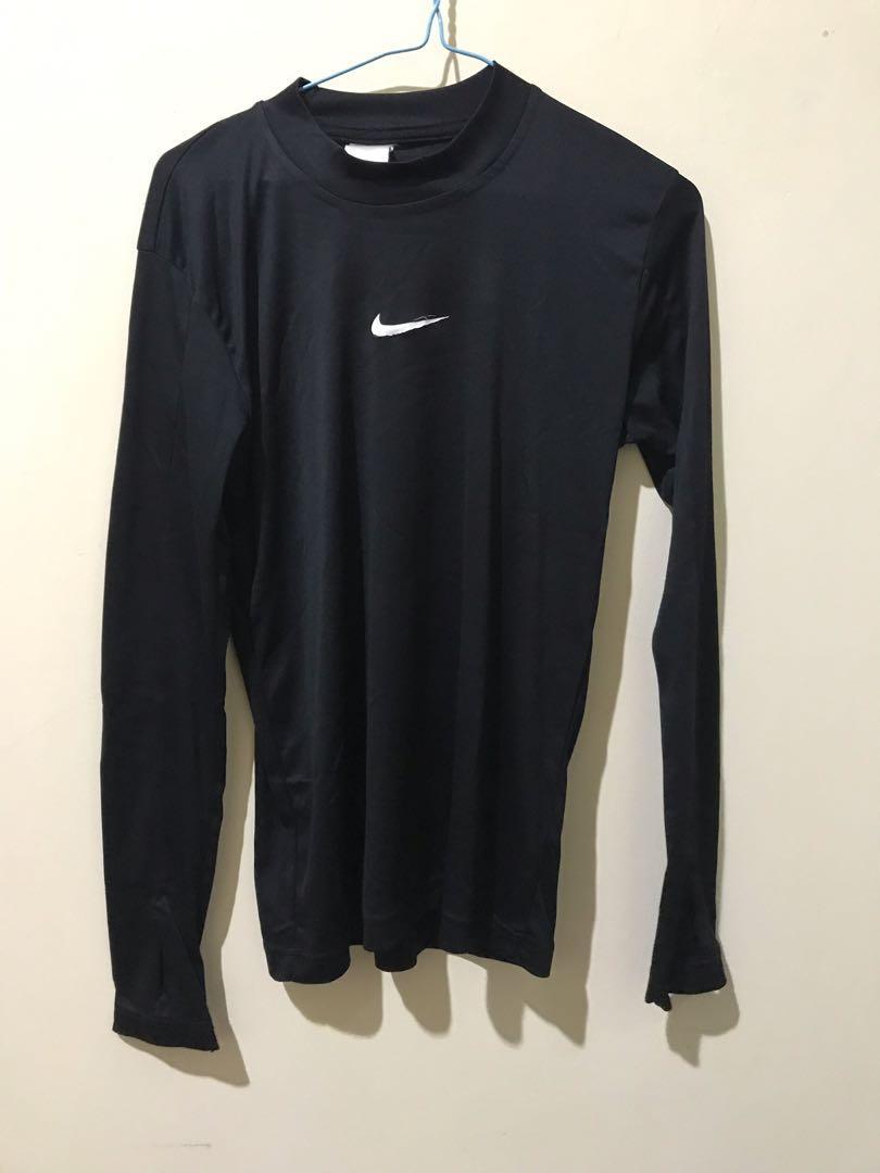 Baselayer Hitam Nike Premium