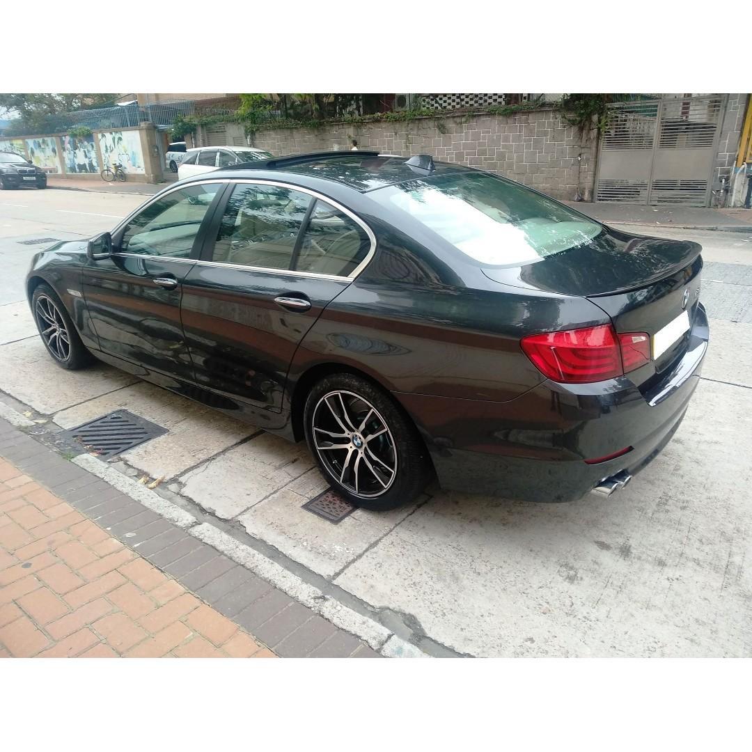 BMW 523iA 2011