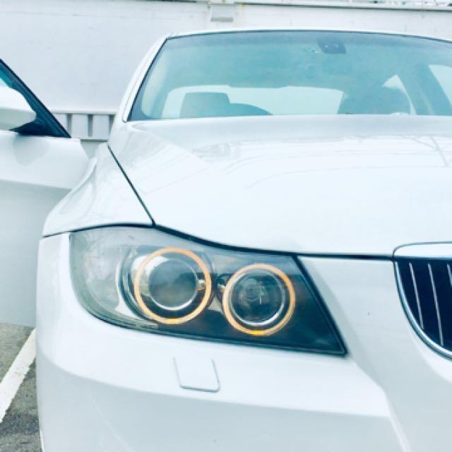 BMW 325I 2008
