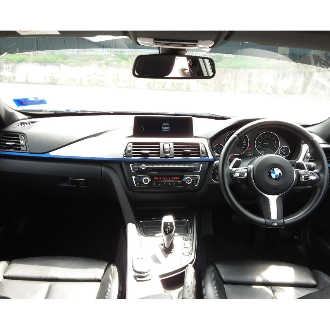 2015 BMW 328I 2.0
