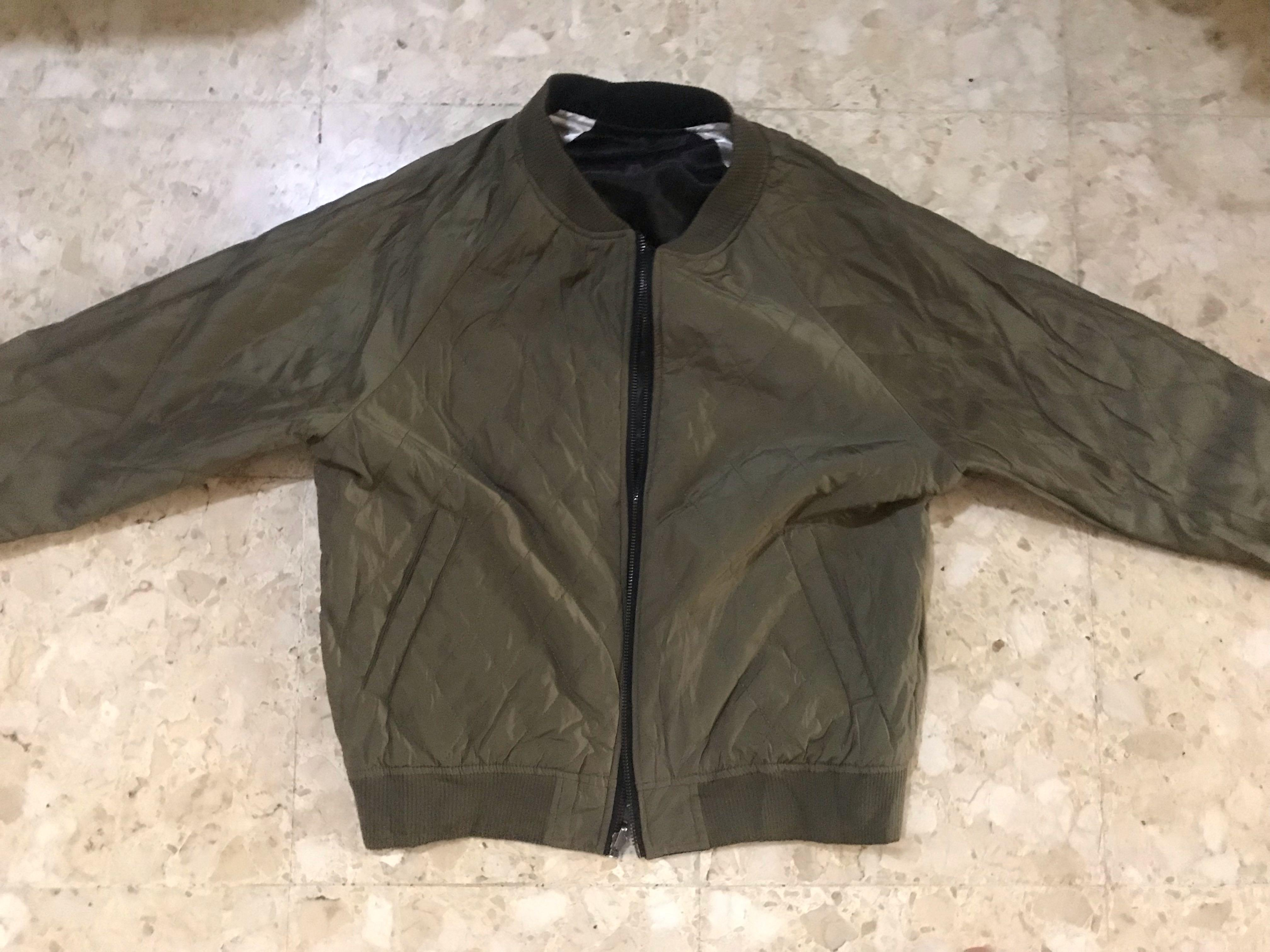 Bomber two tone