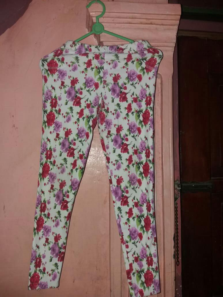 Celana Flower Anak