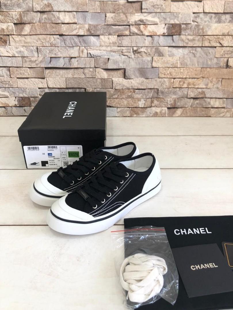 Chanel Sneaker 03883104, SUPERMIRROR, 35-40  H  @800rb   (Standar Size)  Berat 800g