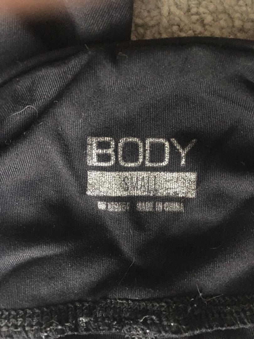 Cotton on body bike shorts