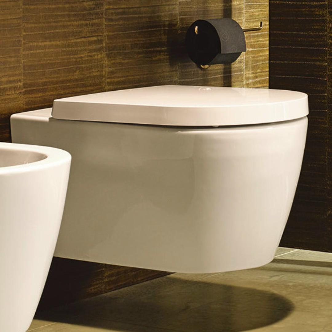 Duravit ME By STARCK Wall Hung Rimless WC