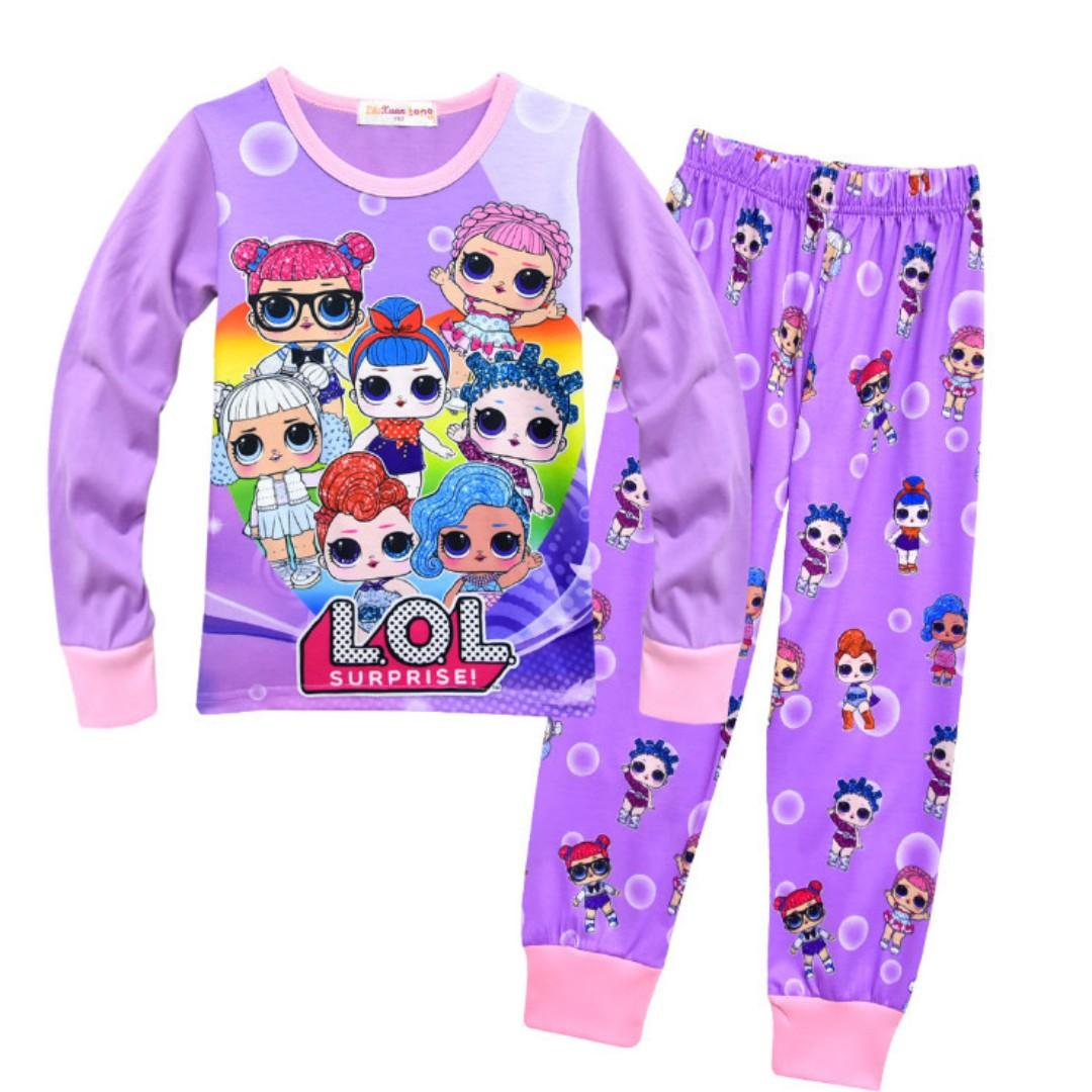 #EndgameYourExcess LOL Long Sleeve PJ (3-7 Years Old)