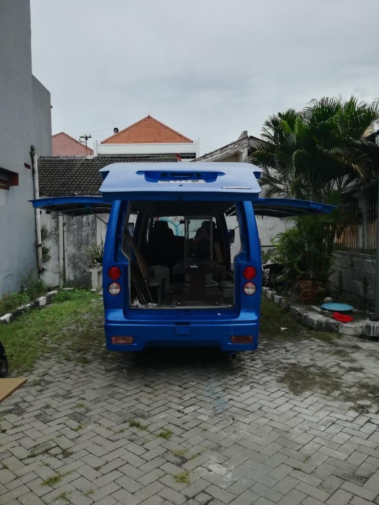Foton Spesial Usaha Food Truck
