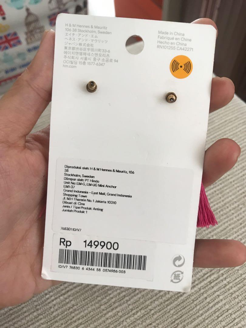 H&M anting