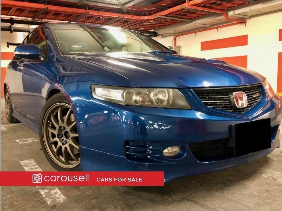 Honda ACCORD EURO-R 2.0 M