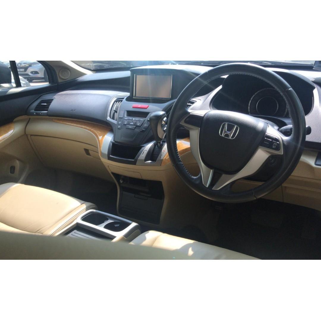 HONDA ODYSSEY CAR RENTAL @ JJGARAGE