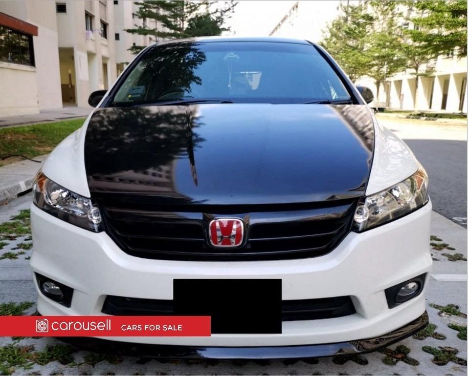 Honda Stream 1.8A X (COE till 06/2028)
