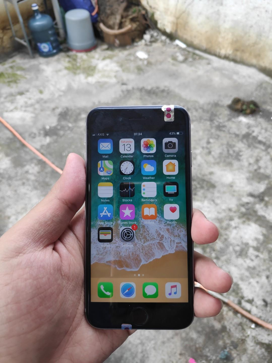 iPhone 6s 64 GB( Space Gray)