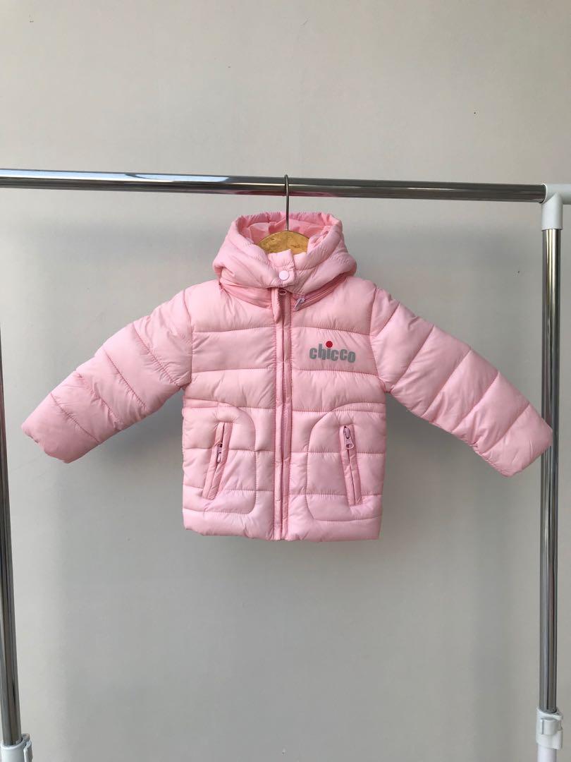 Jaket musim dingin anak import
