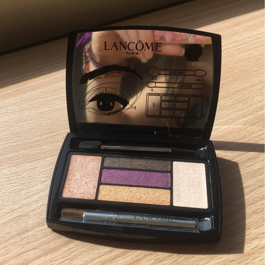 Lancome Hypnose Eye Shadow Palette ( ST 12 or Et Merveilles)