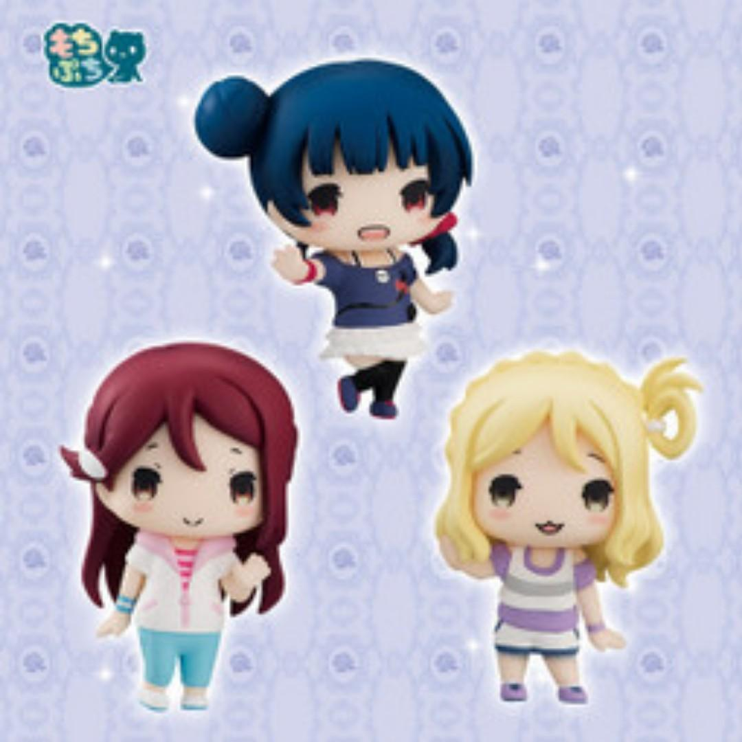 Love Live! Sunshine Mari Ohara Guilty Kiss Mochi Putit Mini Figure