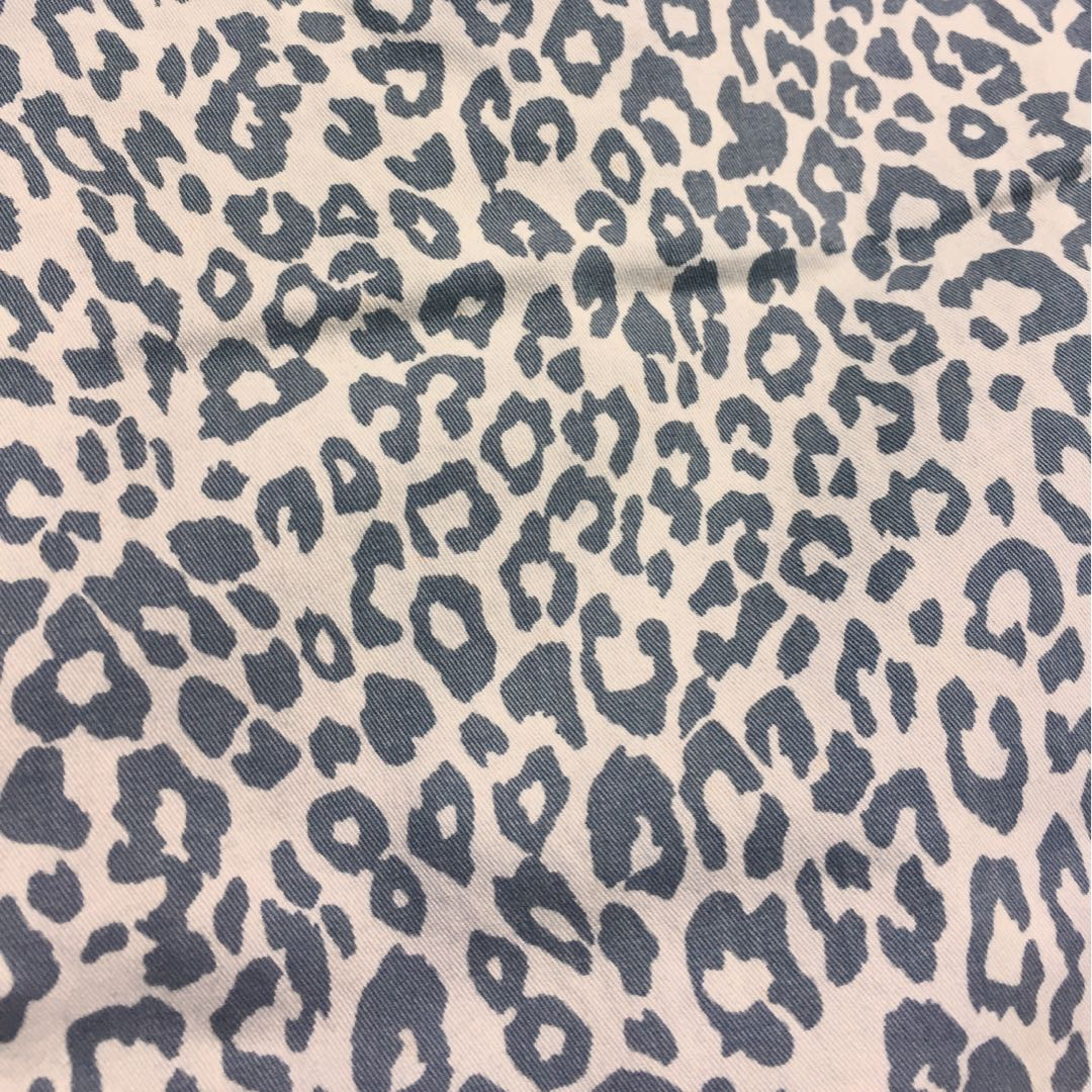 eb28b242d94d Maison Scotch leopard print chinos, Women's Fashion, Clothes on Carousell